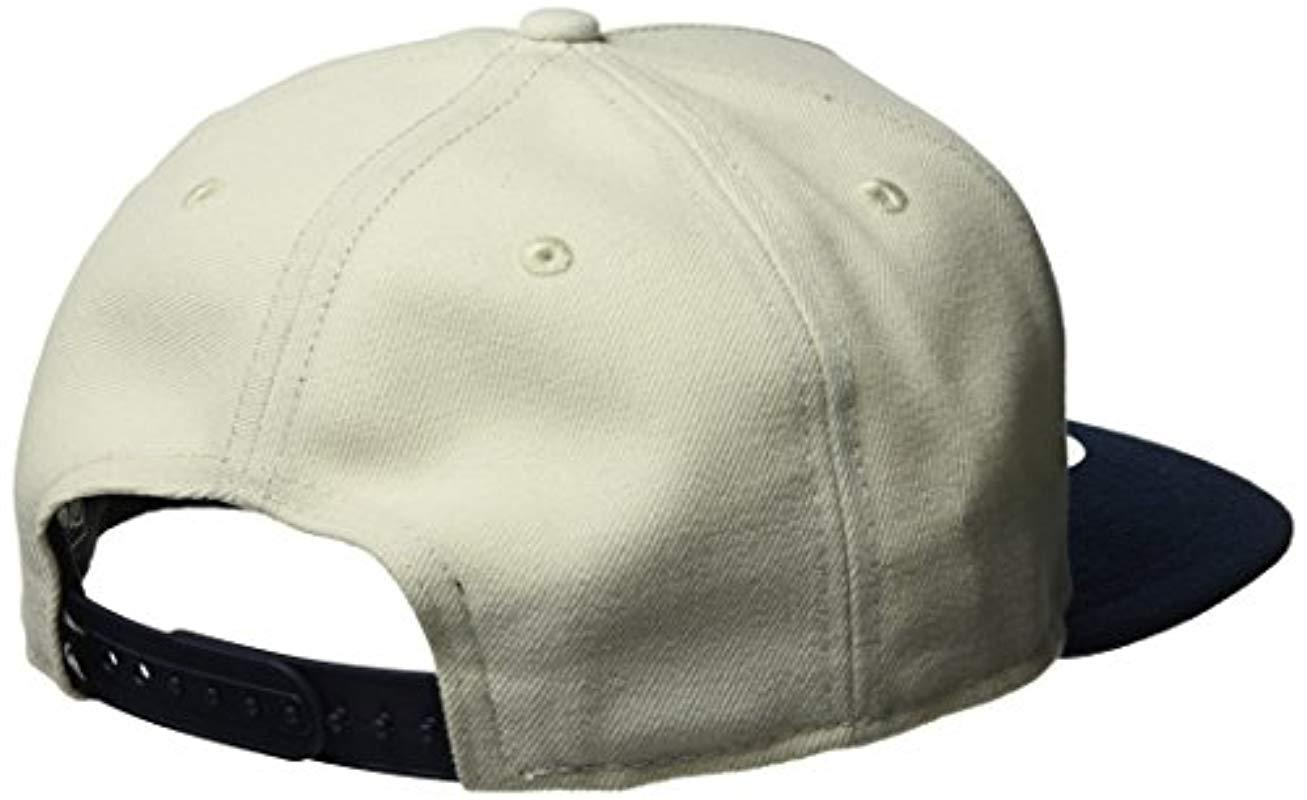 3c9766f4 Quiksilver - Multicolor Stuckles Snap Trucker Hat for Men - Lyst. View  fullscreen