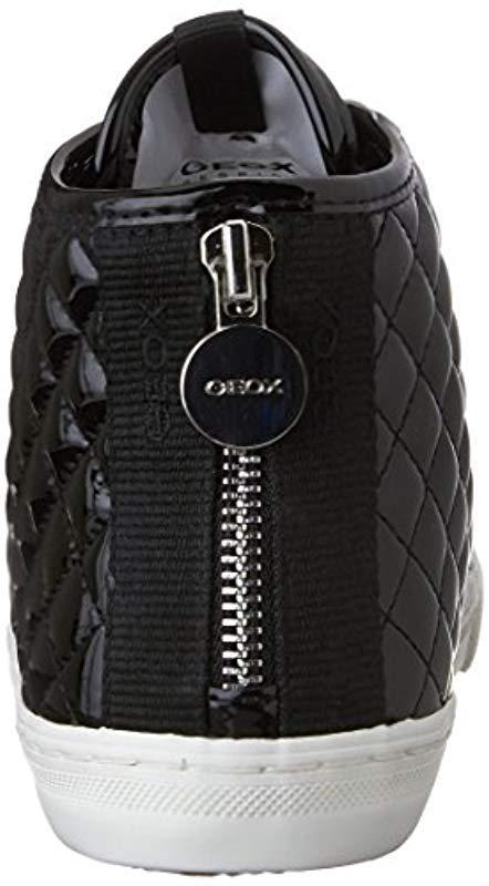 Geox  s D Iyo New Club A Low-top Sneakers - Black (c9999) 44d13dc02f6