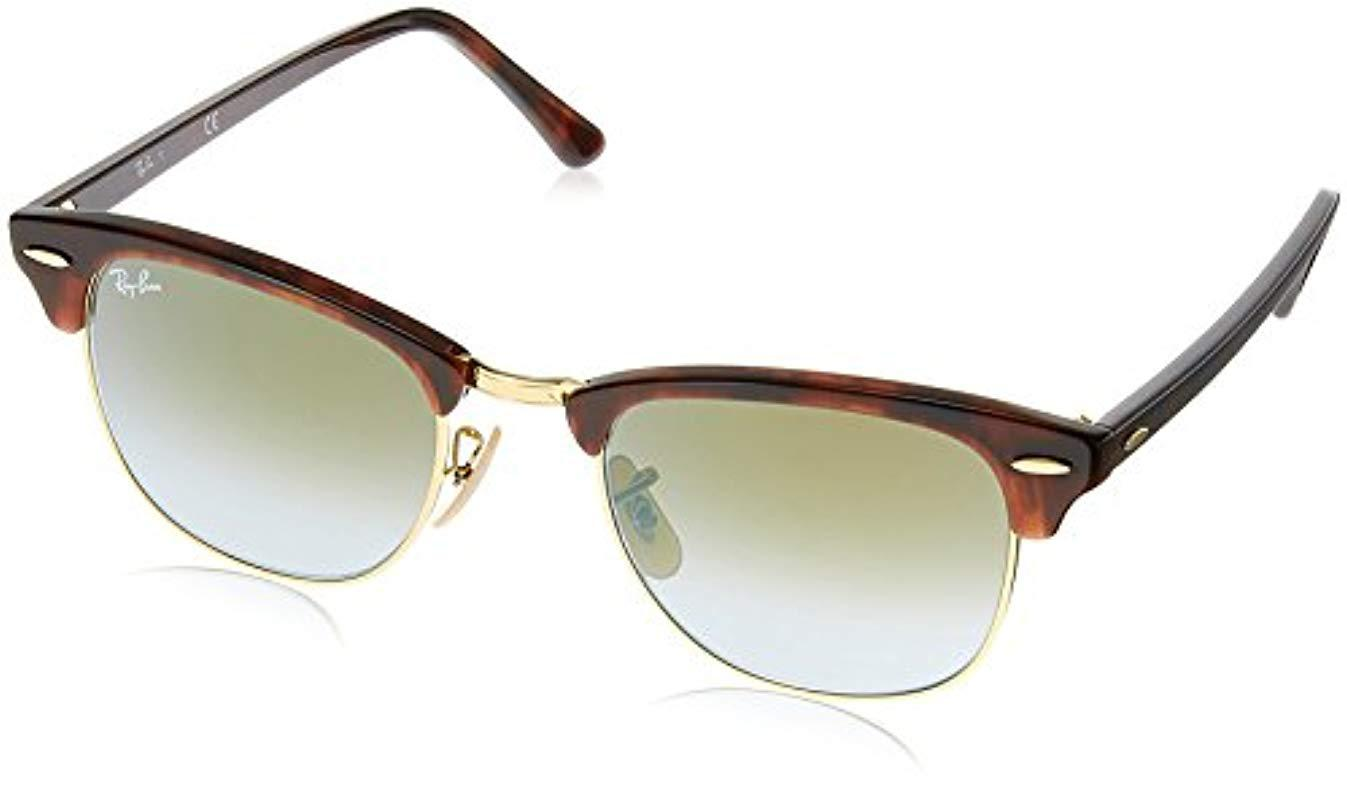 c1ca1120d7 Ray-Ban Sonnenbrille Clubmaster (rb 3016) - Save 21.698113207547166 ...