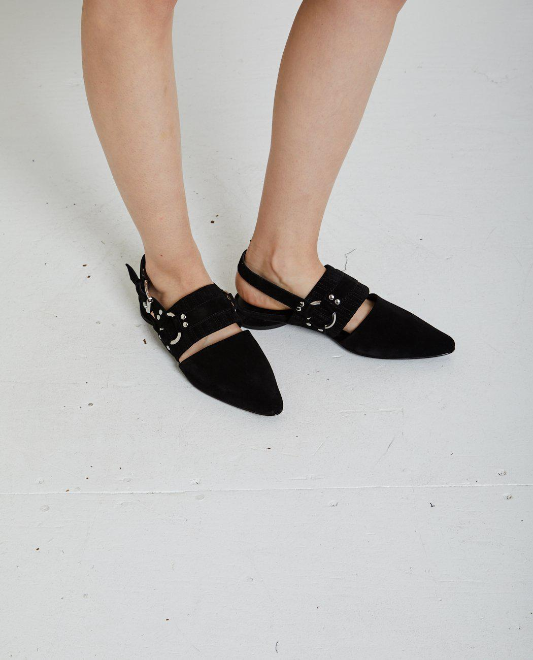 Opening Ceremony Embroidered Square-Toe Loafers high quality buy online buy cheap Inexpensive with credit card online fpSDf3