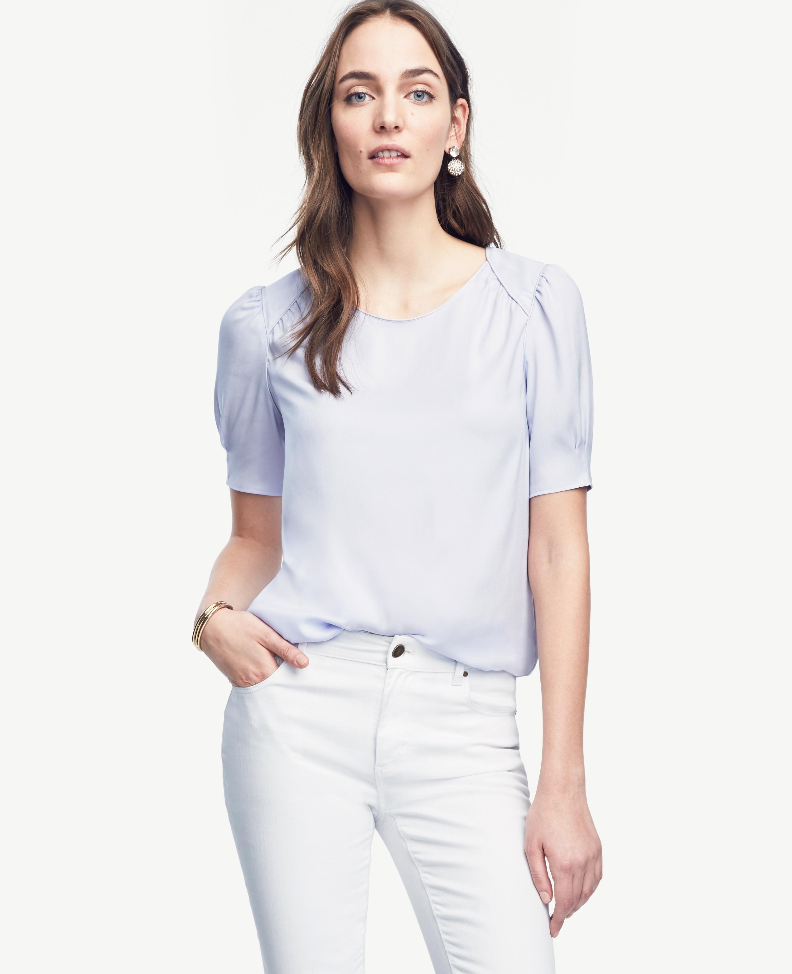 The Top Story - %color %size Blouses for Women. The secret to always looking put-together? Our hot-off-the runway %color %size blouses. With figure-flattering silhouettes and on-trend styles, they're all it takes to elevate your look.