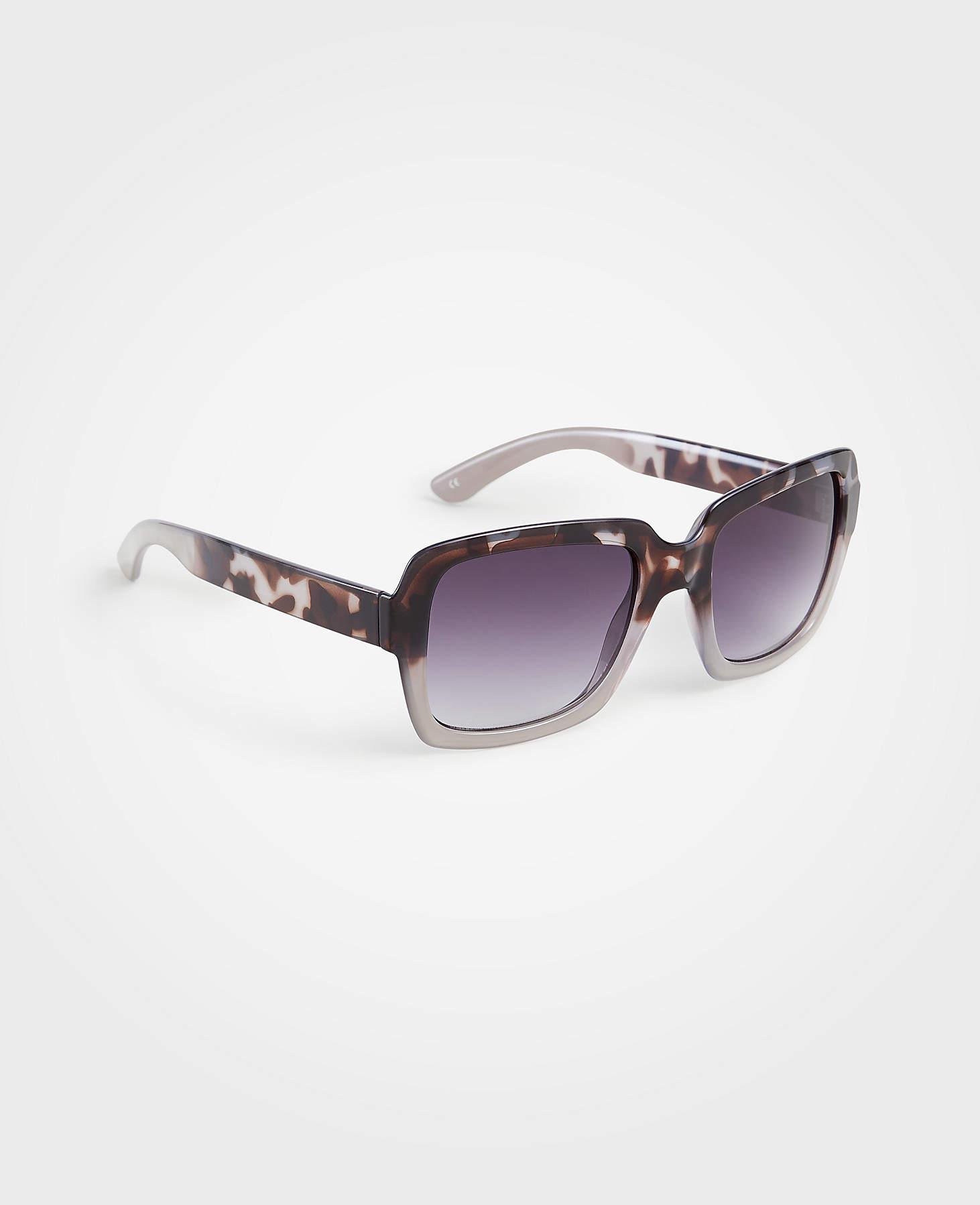a3562c3db14 Ann Taylor. Women s Winter Square Sunglasses