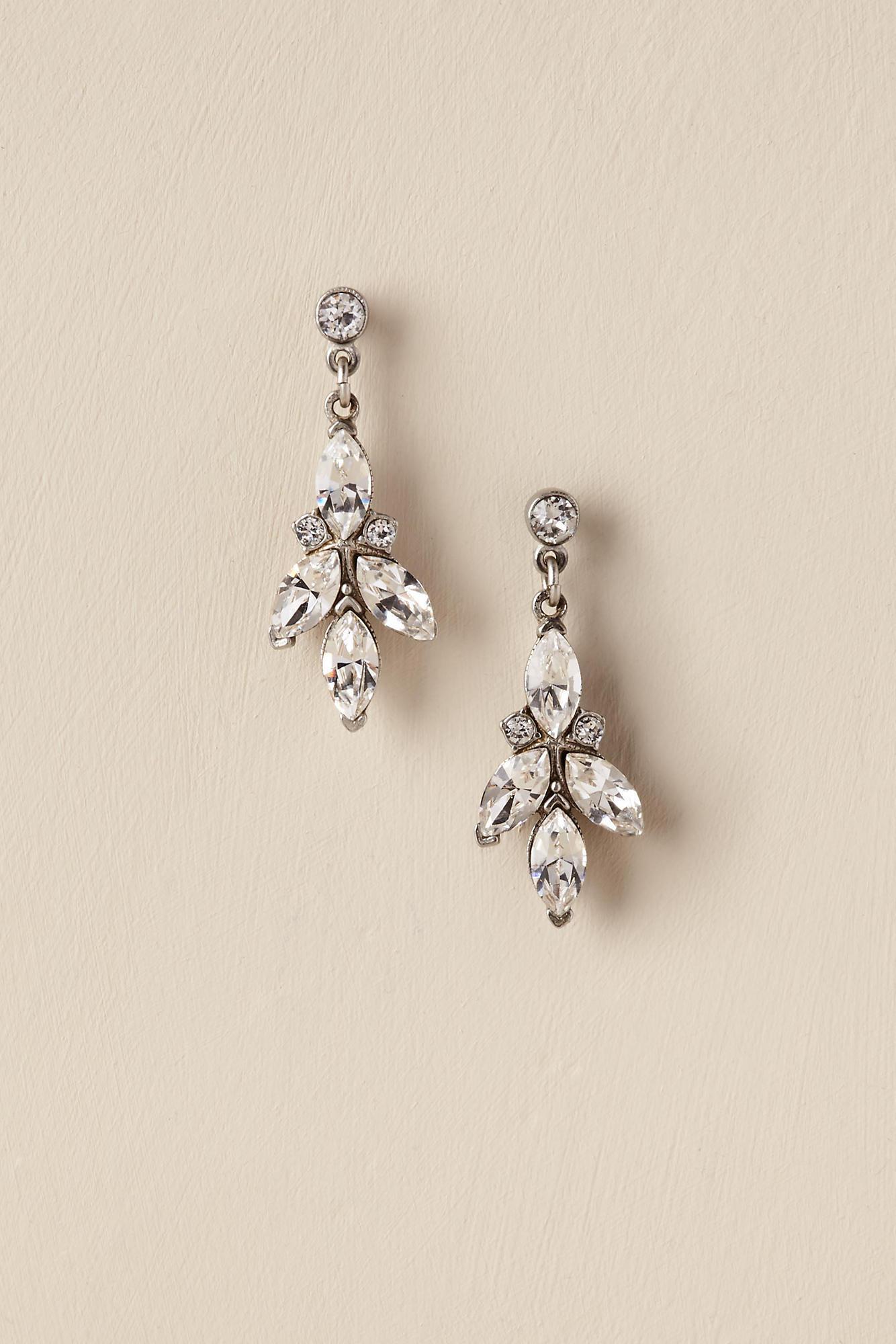 Ben-Amun. Women's Metallic Therese Drop Earrings