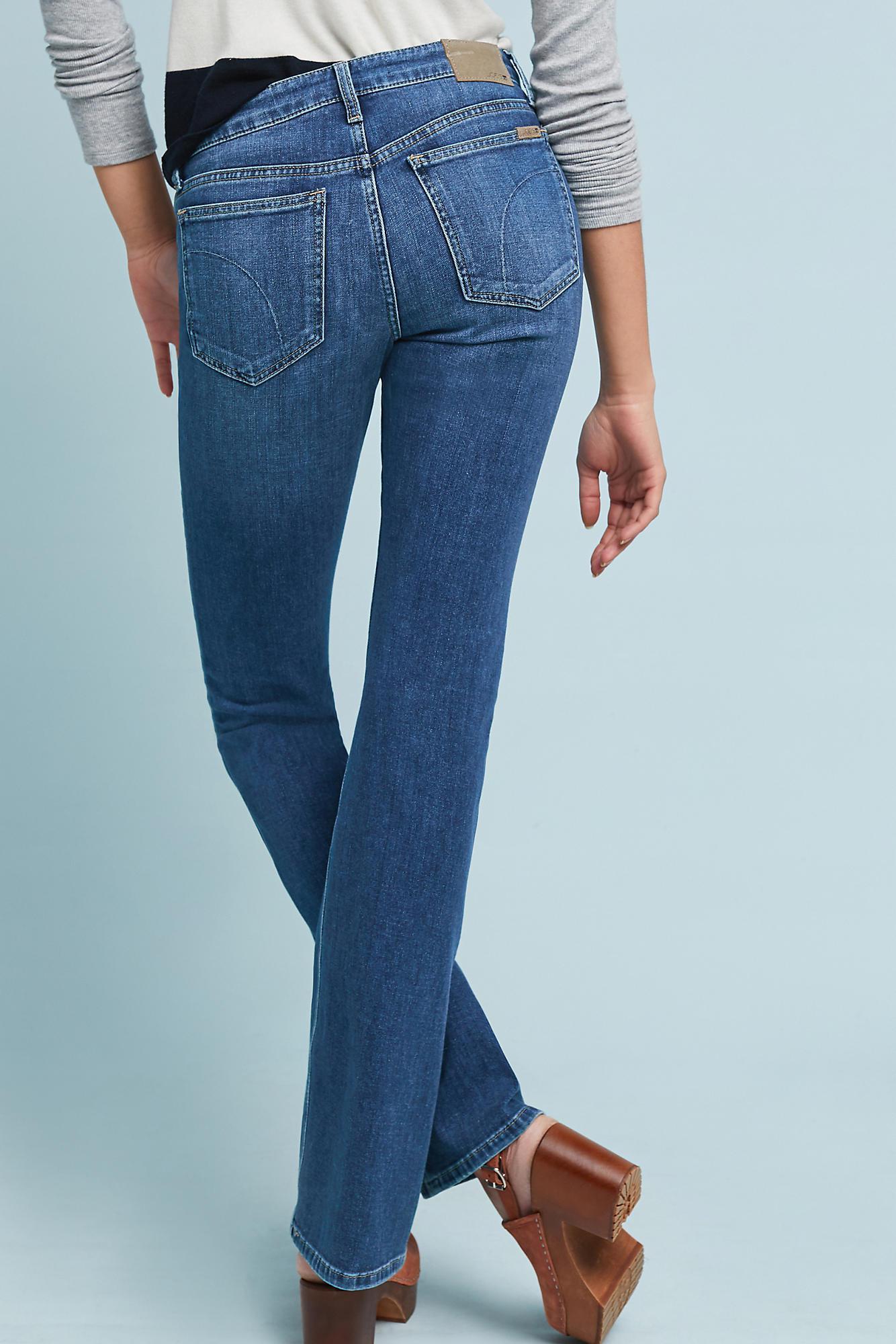aaf91fb6176 ... Joe's Honey Mid-rise Curvy Bootcut Jeans | Lyst. View Fullscreen