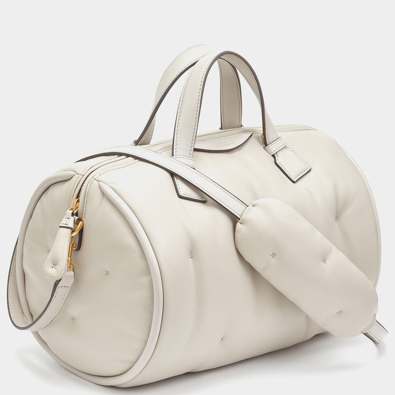 Chubby Barrel leather shoulder bag Anya Hindmarch hd57Z6Vx9