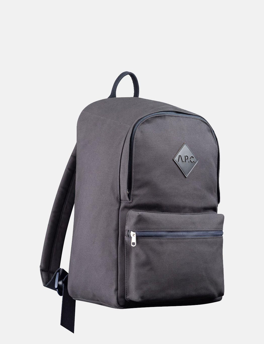 A.P.C. Sac A Dos Sadie Backpack in Blue for Men - Lyst 81bb7b9c8844