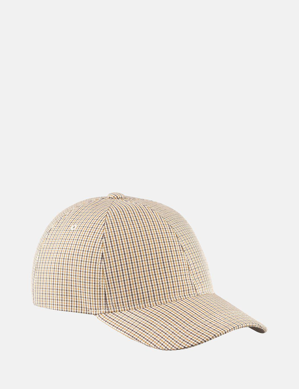 641ef08da15 A.P.C. Casquette Alex Cap in Natural for Men - Lyst