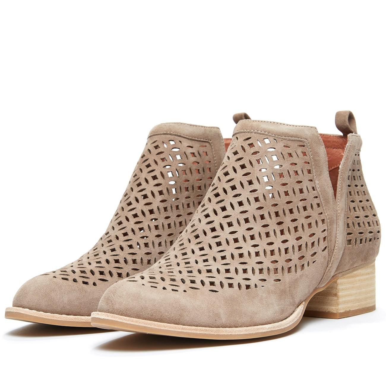 ed6588187bf7 Lyst - Jeffrey Campbell Tagloni in Natural