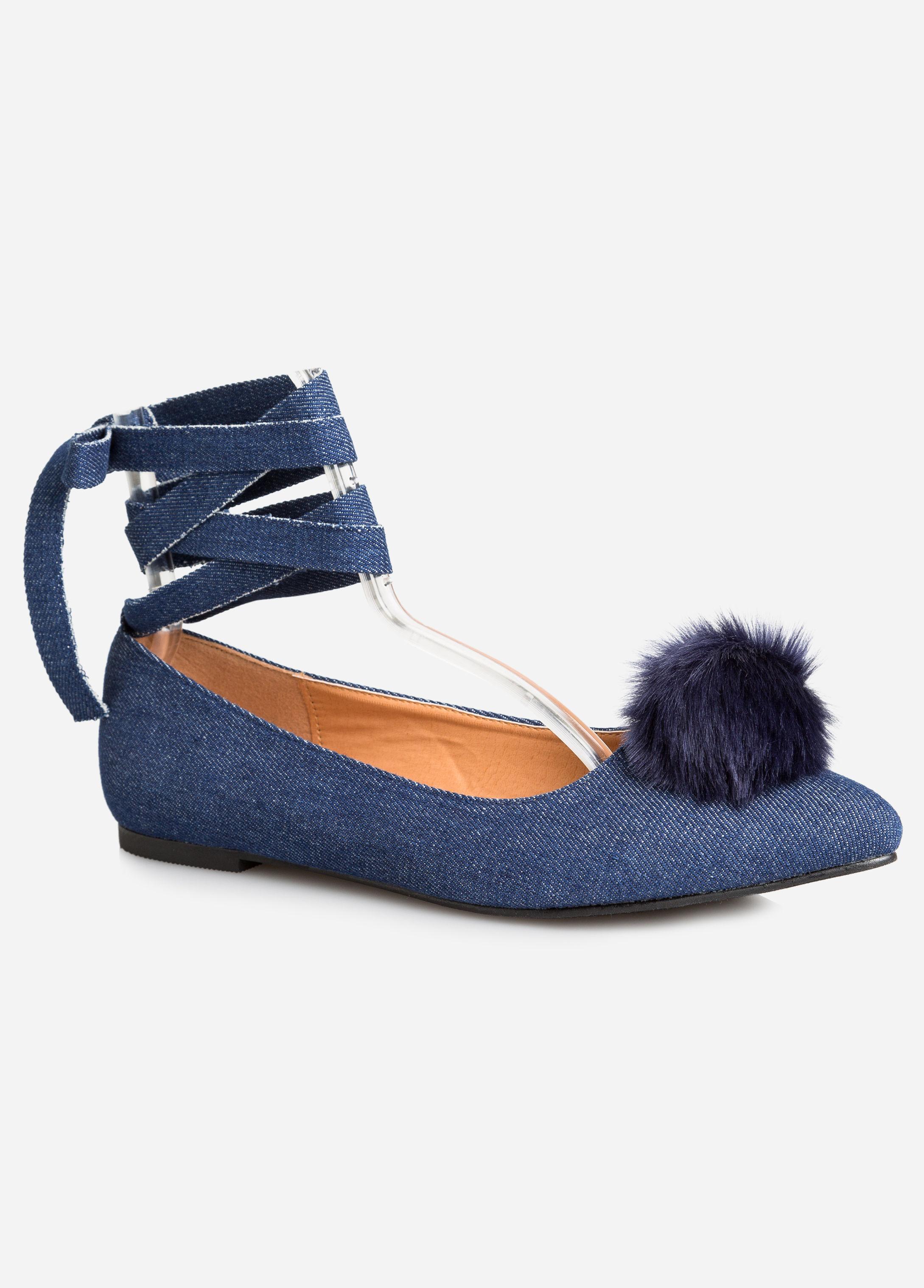 Ashley Stewart Flat Shoes
