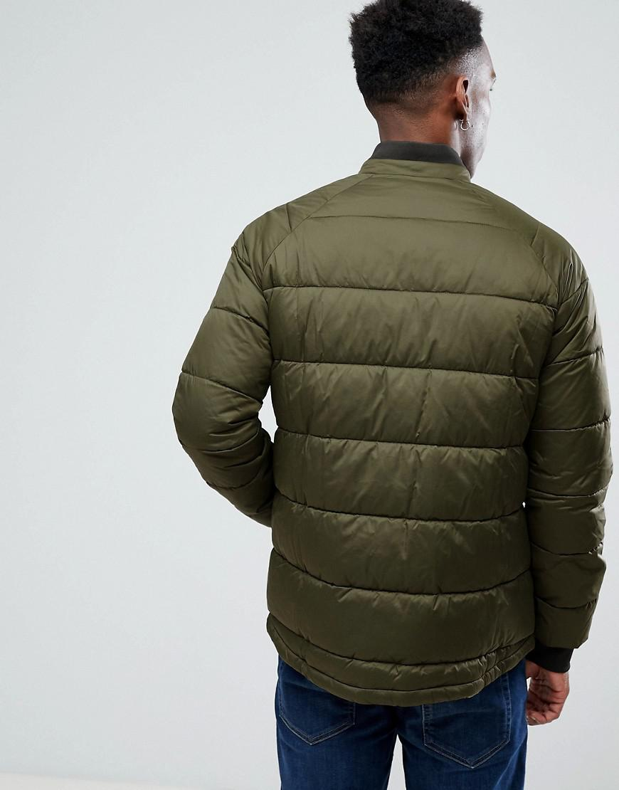 ba00da9b98a Barbour Hectare Quilted Jacket In Olive in Green for Men - Lyst