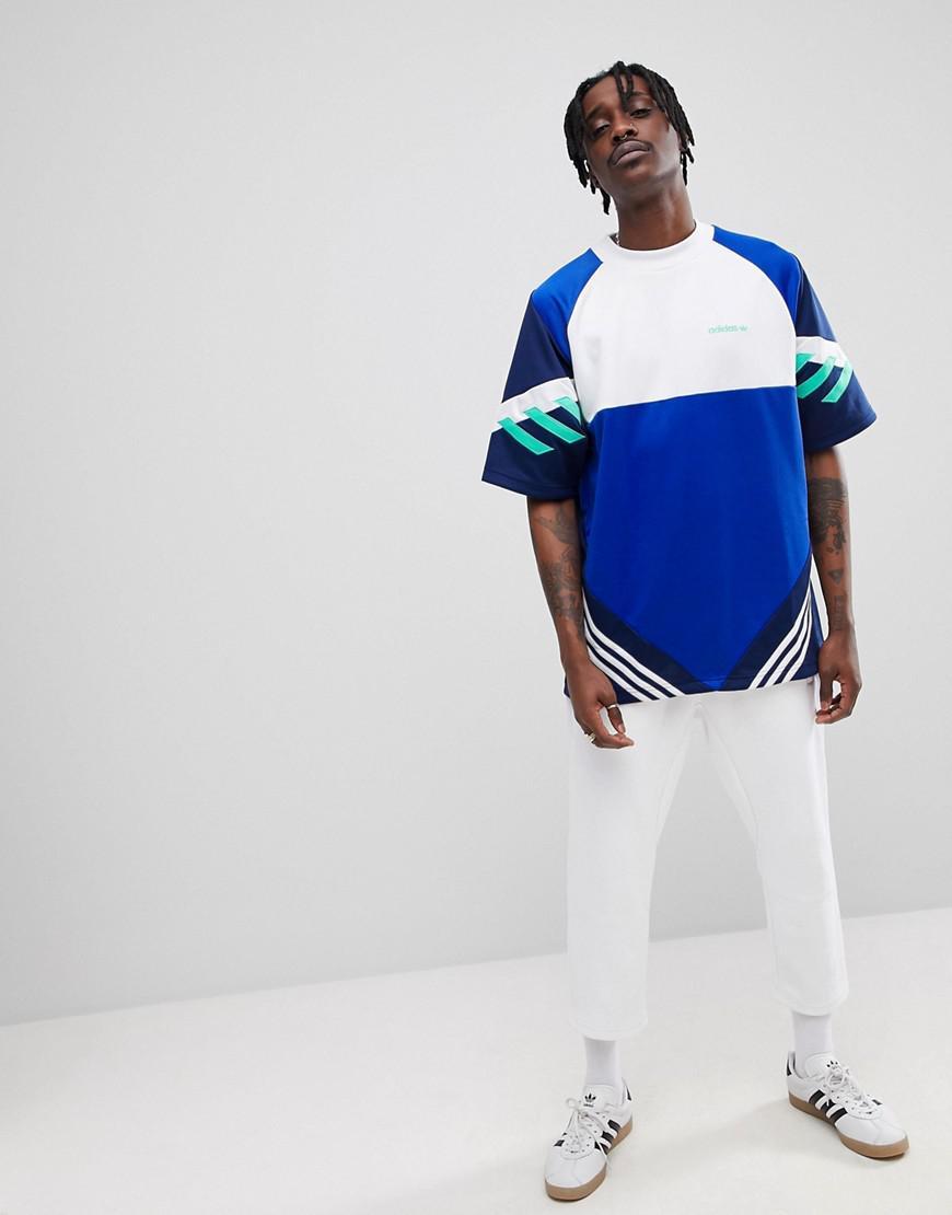 83a770a64541 Adidas Originals Retro Football Shirts