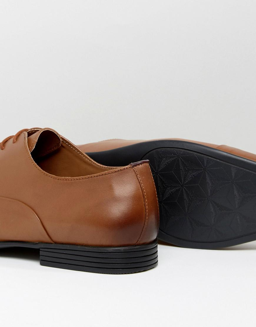 KG By Kurt Geiger Kenwall Oxford Shoes - Brown Kurt Geiger JzpZULqYKG