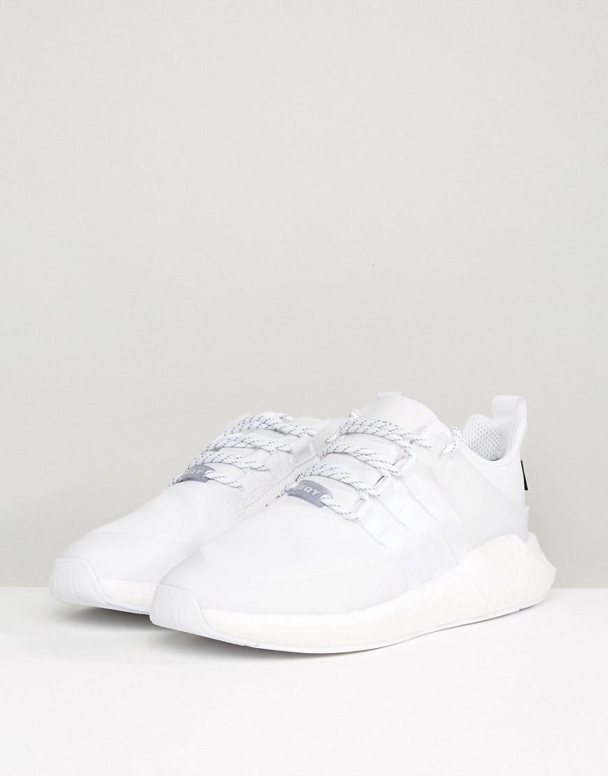 san francisco 0a2e0 5bfbe adidas Originals Eqt Support 9317 Sneakers In White Db1444 i
