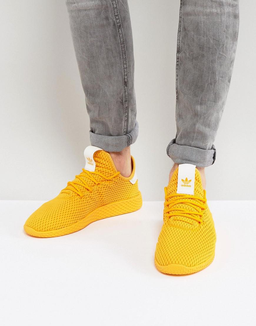 77d6cadb0 Lyst - adidas Originals X Pharrell Williams Tennis Hu Sneakers In ...