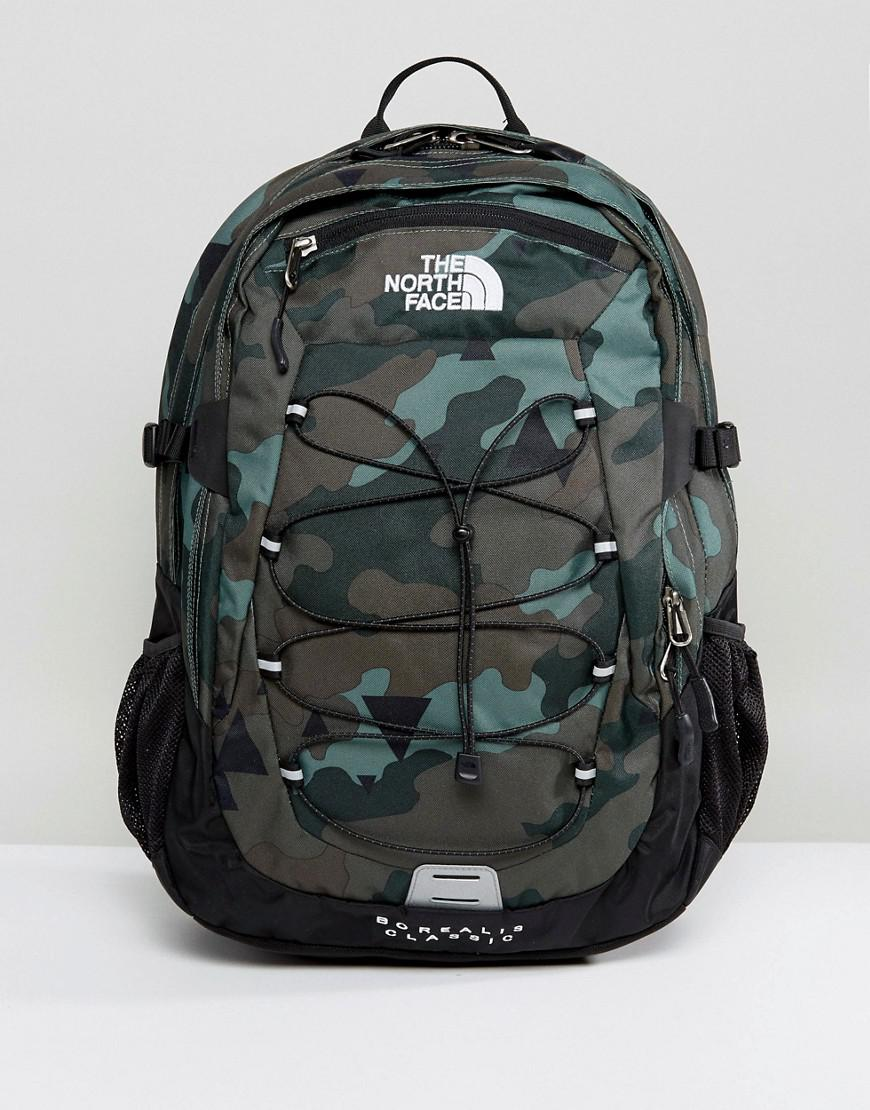 The North Face Borealis Classic Backpack 29 Litres in Tropical Camo/ 2018 Cheap Sale 2018 Unisex With Paypal For Sale Enjoy For Sale Best Prices For Sale whKu9SFwap
