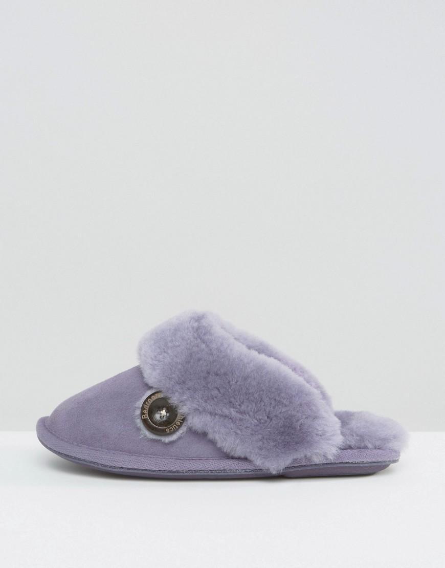 Bedroom Athletics Sheepskin Slippers Uk