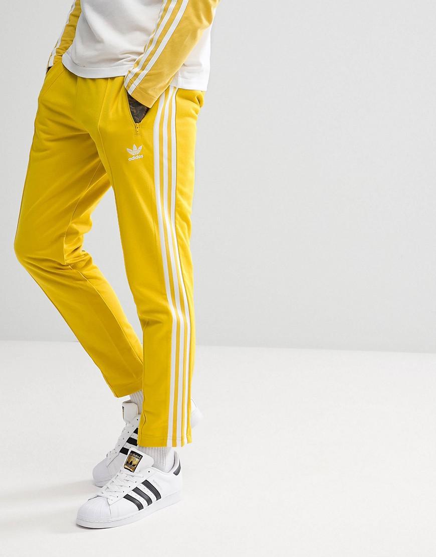 51cdc0ebcbd4 adidas Originals Adicolor Beckenbauer Joggers In Skinny Fit In ...