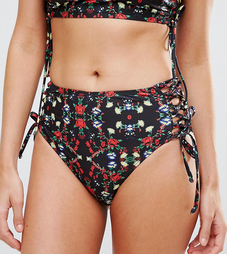 c0d98ebe3b Gallery. Previously sold at  ASOS · Women s High Waisted Bikini ...