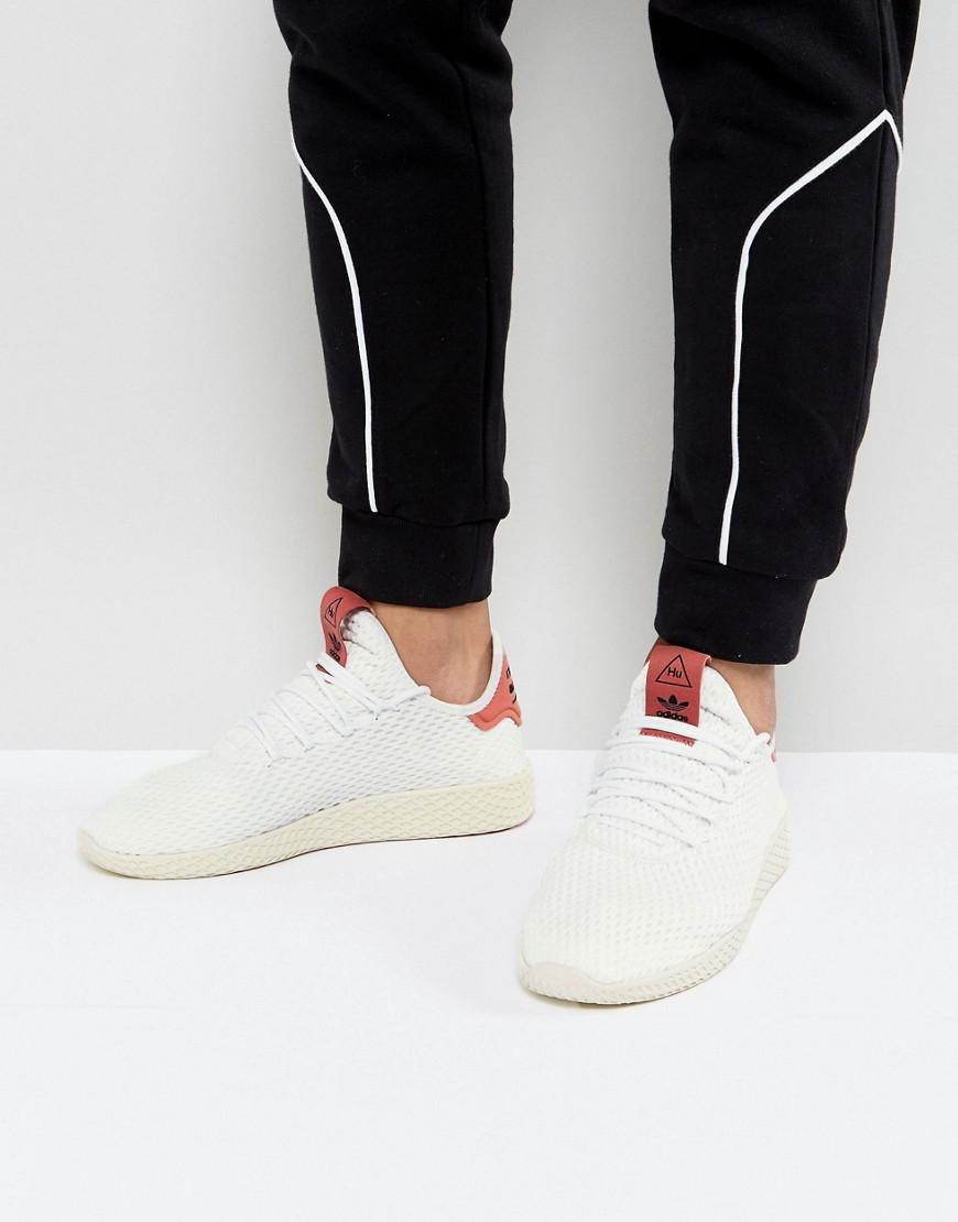 be62d02170afd Lyst - adidas Originals X Pharrell Williams Tennis Hu Sneakers In ...