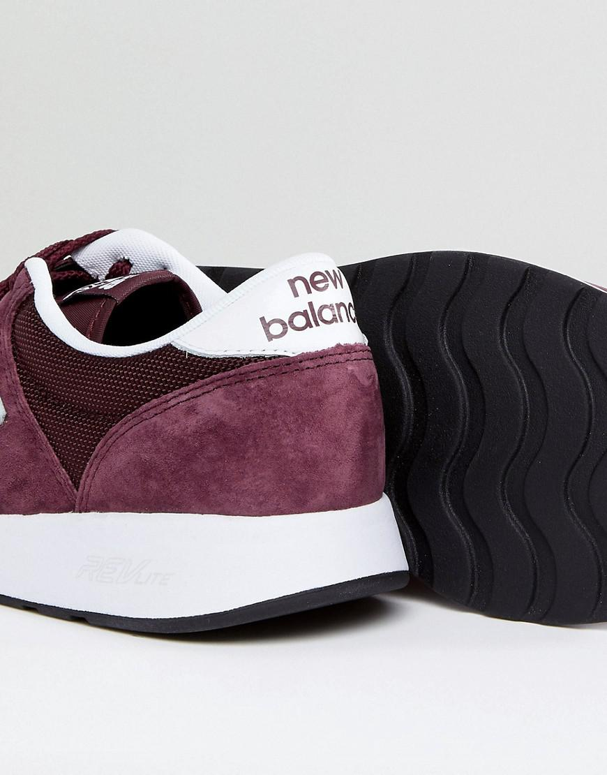 new balance 420 revlite trainers in red