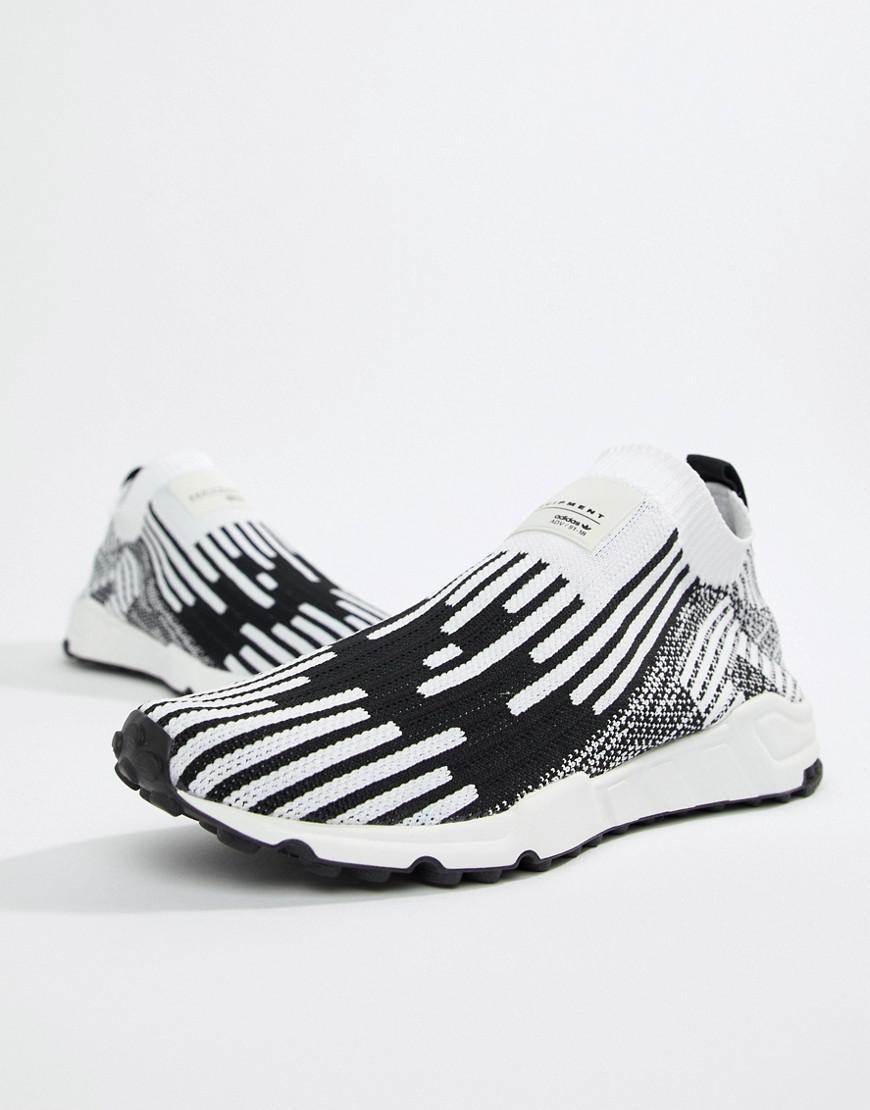 692a170ada9f Lyst - adidas Originals Eqt Support Pk Sneakers In Black B37524 in ...
