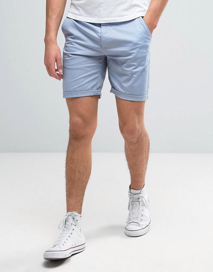 ASOS. Men's Slim Chino Shorts ...