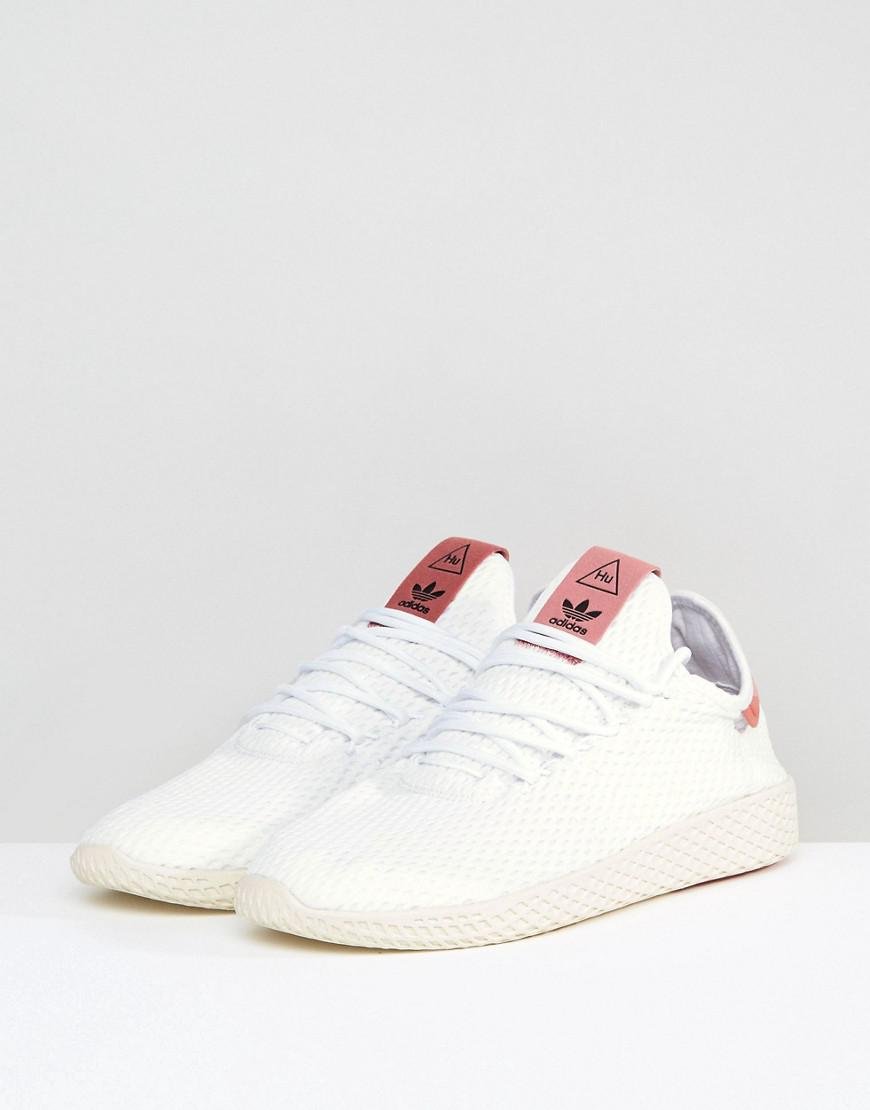 1d4977423 Lyst - adidas Originals X Pharrell Williams Tennis Hu Sneakers In ...