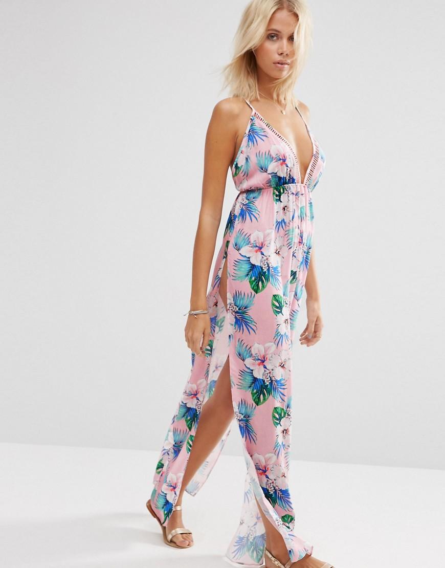 Gallery Women S Tropical Print Dresses