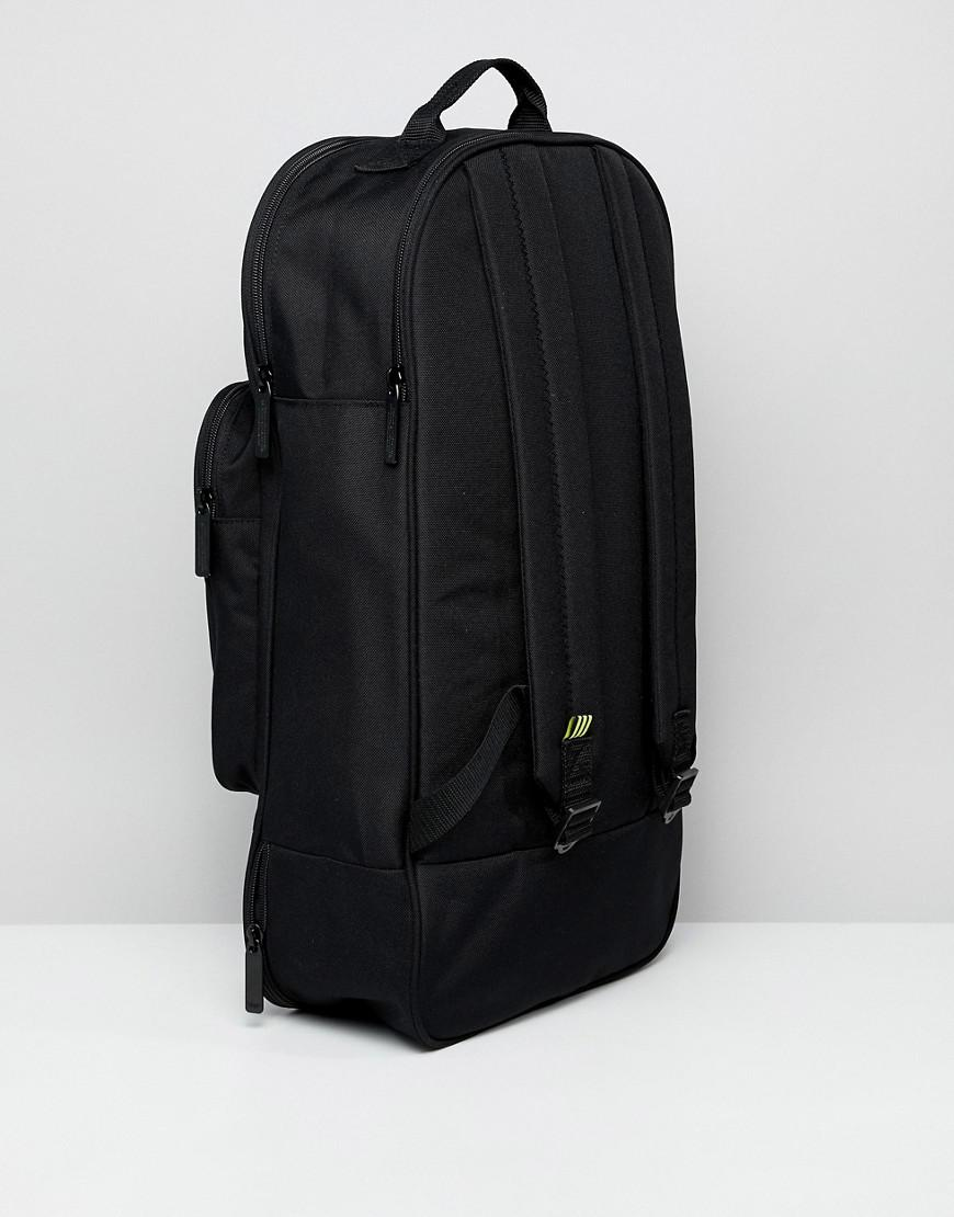 Lyst - adidas Originals Large Kaval Backpack In Black Dm1693 in ... e22c37de56