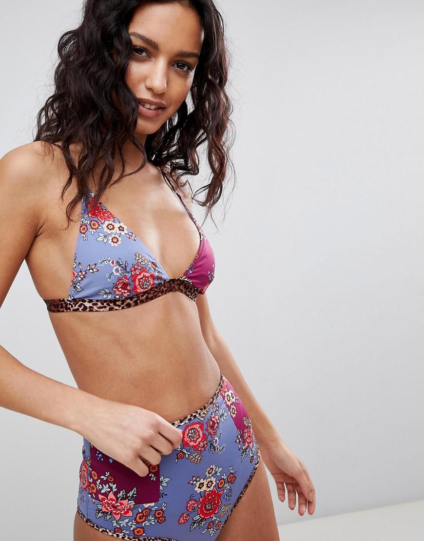4df8546165c15 Tigerlily. Women s Stevie Corset High Waist Bikini Bottom