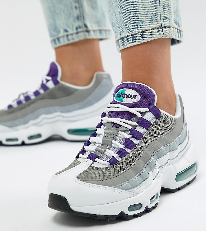 6693cce2e49 Nike Air Max 95 Trainers In Multi - Lyst