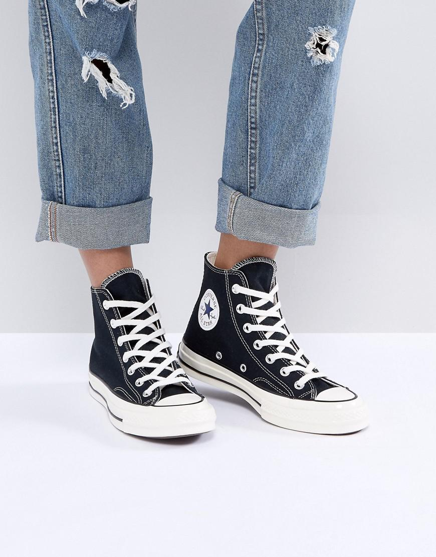 2338ac1c0b Converse Chuck Taylor All Star '70 High Top Sneakers In Black in ...