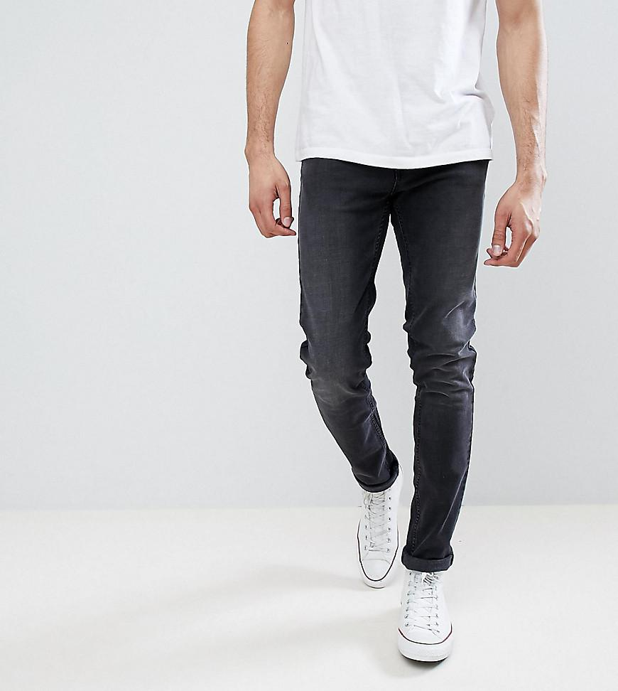 Drake Slim Fit Jeans in Charcoal - Charcoal Farah rLxpx