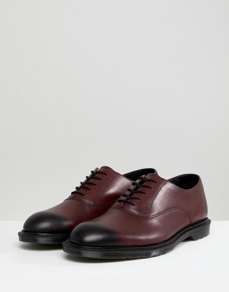 Dr. Martens Fawkes Temperley Boots In Cherry Red for Men Lyst