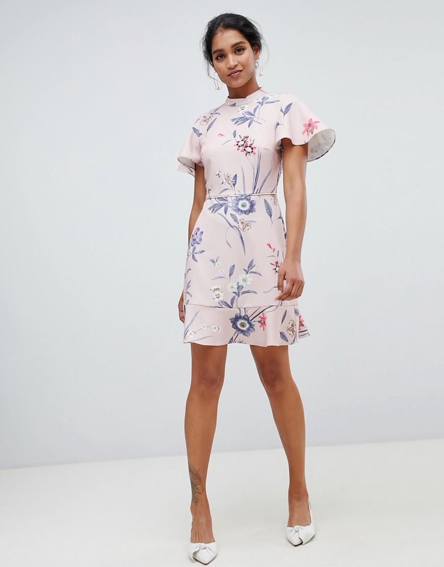 0173ca4fa82 Oasis Floral Dress Asos