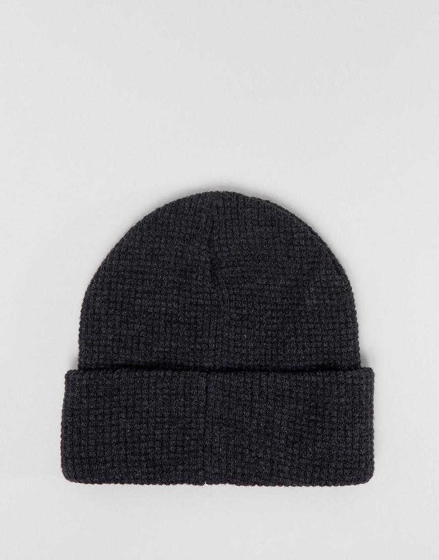 Milton Beanie Hat In Black - Black DC OdqtI