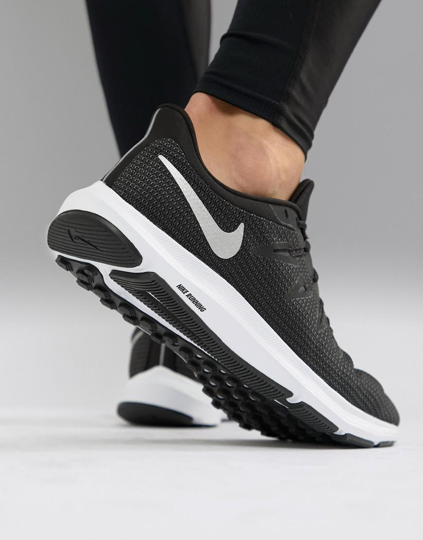 Nike Quest Trainers In Black Aa7403-001 in Black for Men - Lyst 0356ae70a