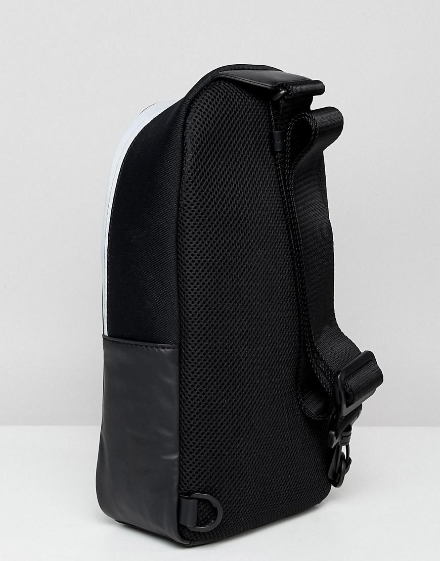 HUGO BOSS Lightec Monostrap Backpack in