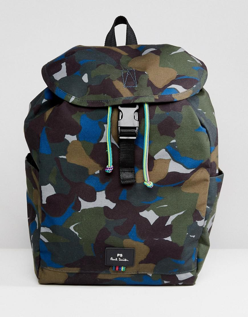 026c734fe380 Canvas Floral Backpack- Fenix Toulouse Handball