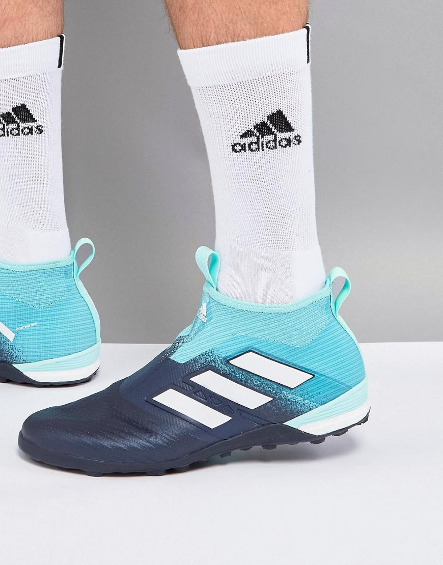 wiki cheap online buy cheap comfortable adidas Football Tango 17+ Pure Control Astro Turf Trainers In Blue BY1943 buy cheap order explore sale online real cheap online 5dxgz