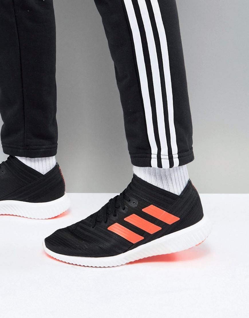 f8a347db7a70 Lyst - adidas Football Nemeziz Tango Trainers 17.1 In Black Cp9115 ...