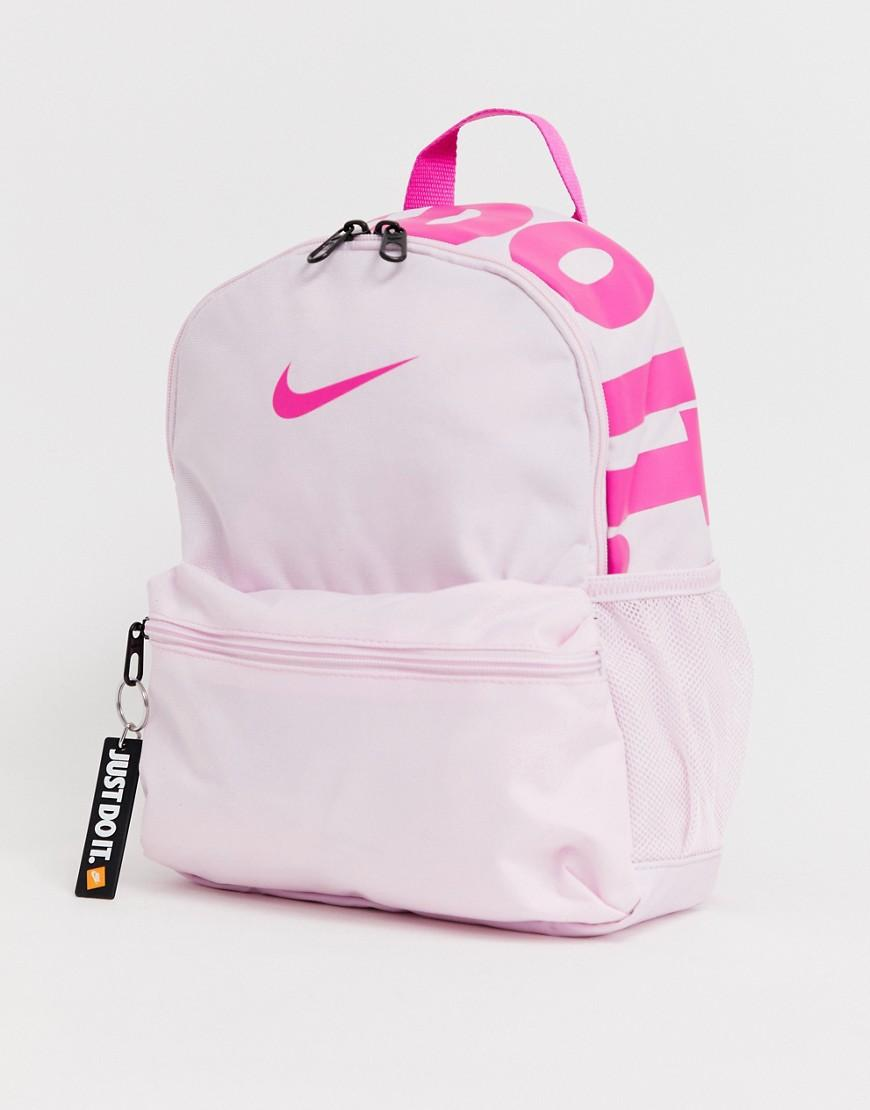 Nike Pink Mini Backpack in Pink - Lyst 4bb007d010