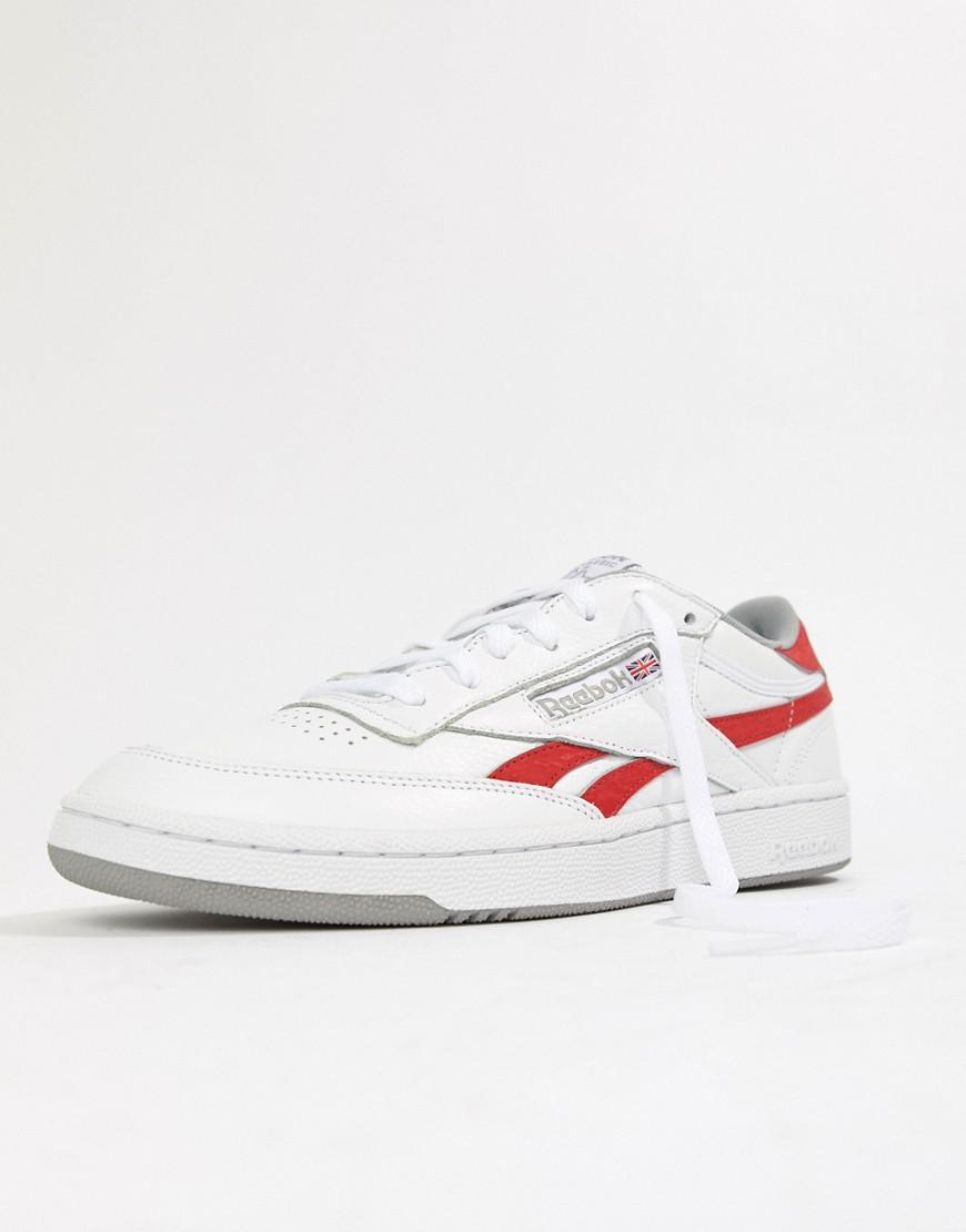 dd66d4bd311 Reebok Revenge Plus Sneakers In White Cn3396 in White for Men - Lyst