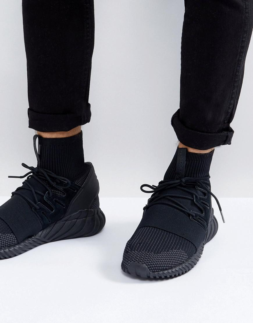 reputable site c483a bc3af adidas Originals. Mens Tubular Doom Primeknit Sneakers ...
