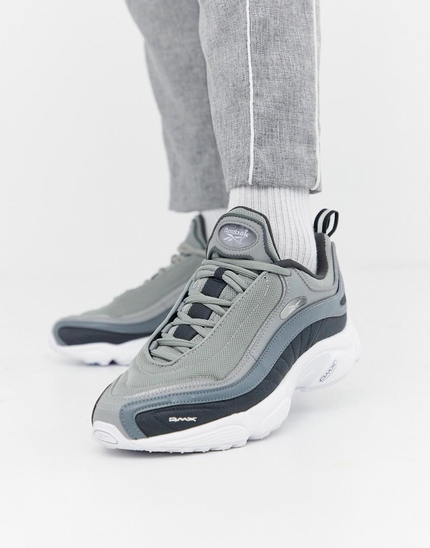 c53f8e54151ff1 Reebok Daytona Dmx Sneakers In Grey Cn7072 in Gray for Men - Lyst