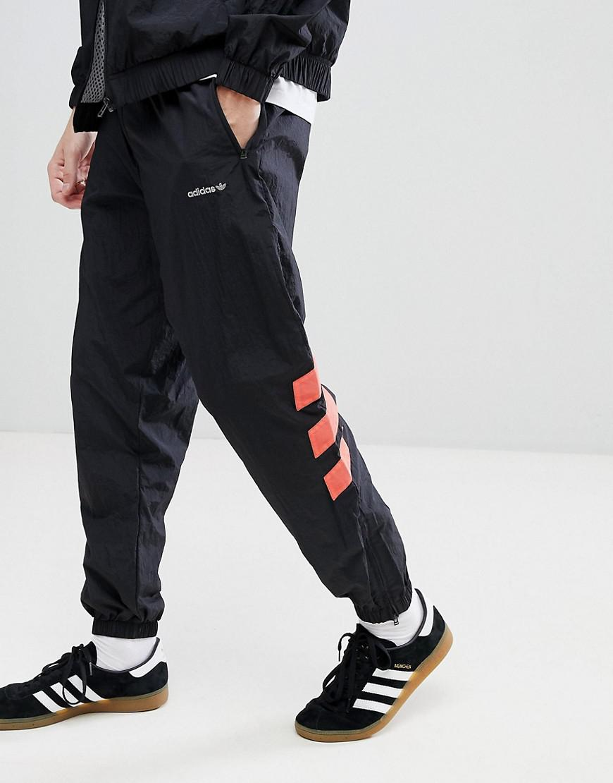Xiwzfqrx Lyst Pantalon Fuselé De Vintage Style Adidas Originals Jogging TK3lF1Jc