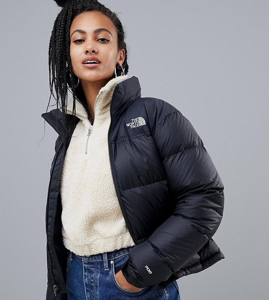Lyst - The North Face Womens 1996 Retro Nuptse Jacket In Black in Black 811981c58