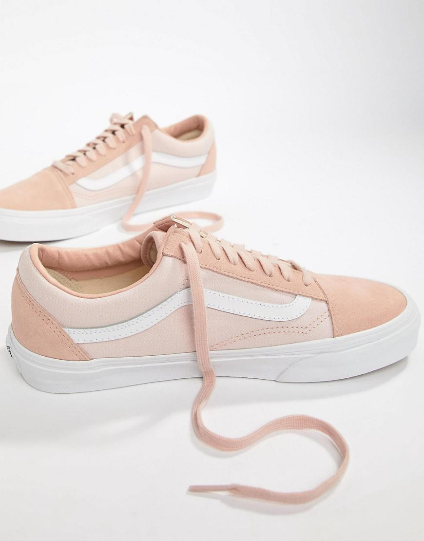 d458982a1e0f41 Vans Old Skool Classic Trainers In Pink Va38g1qkf in Pink for Men - Lyst
