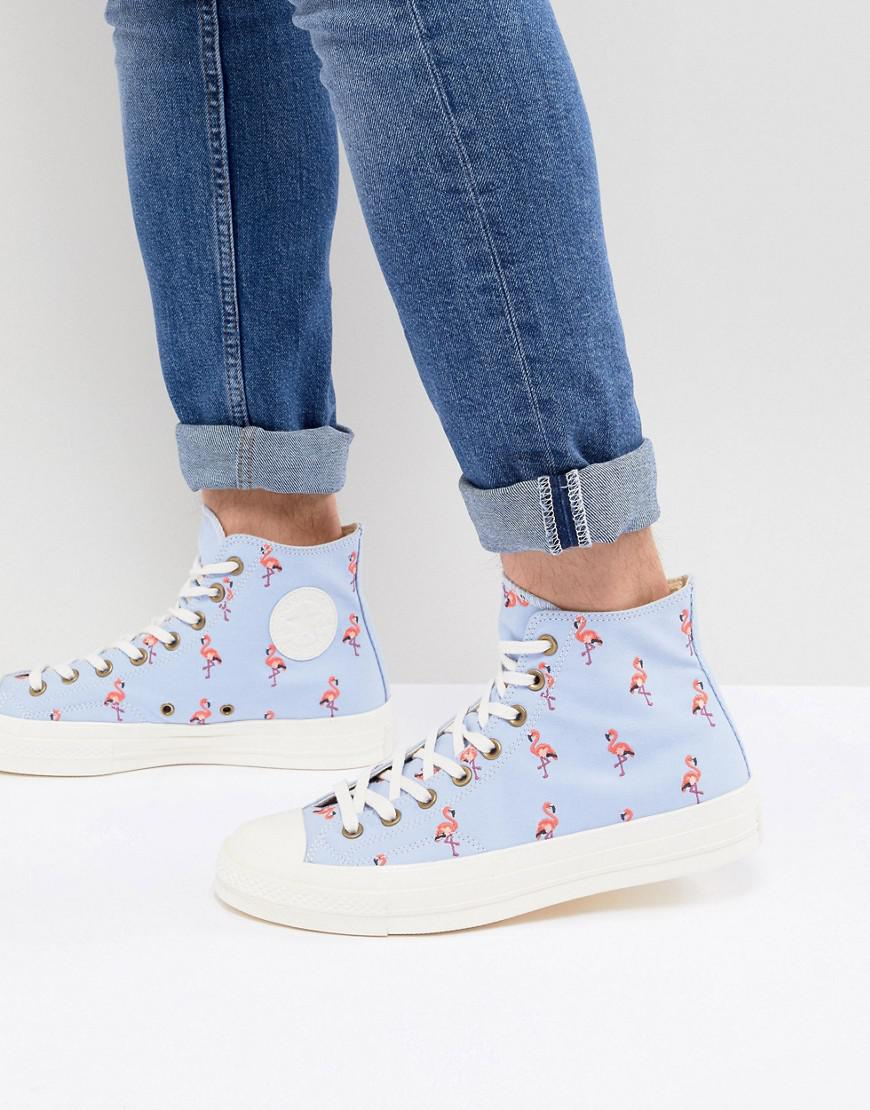 Converse Chuck Taylor All Star '70 Hi Plimsolls In Flamingo 160479C new arrival online idVsd