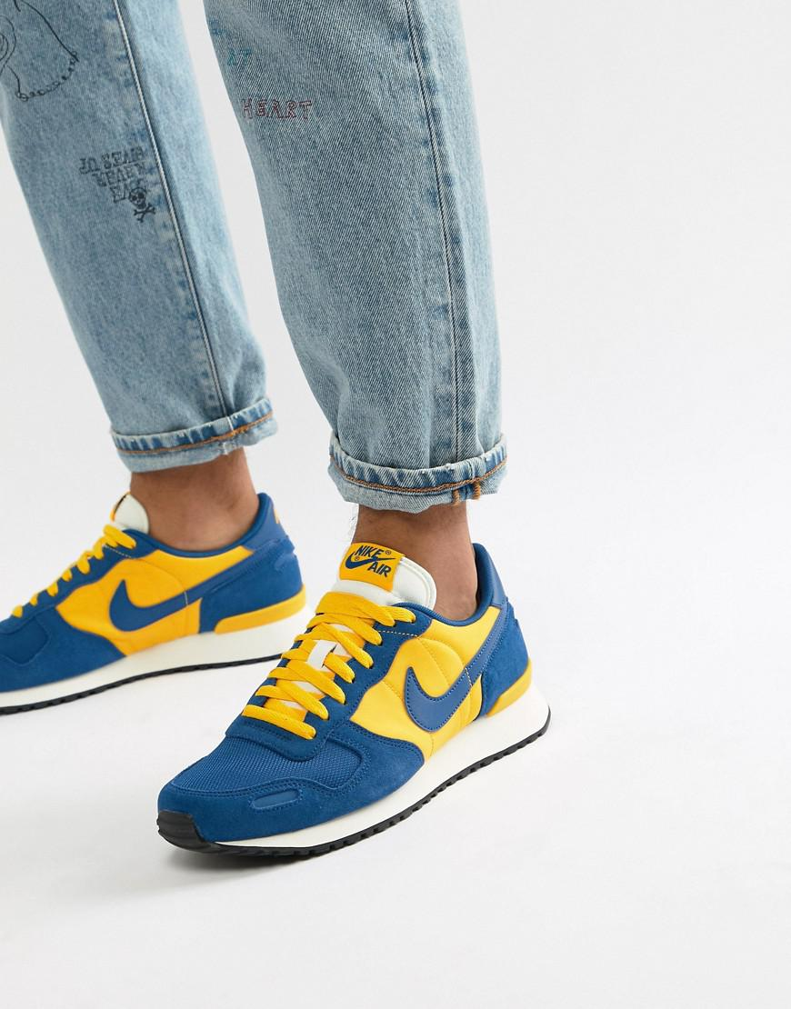 d0fe77cebb84 Nike Air Vortex Trainers In Blue 903896-701 in Blue for Men - Lyst